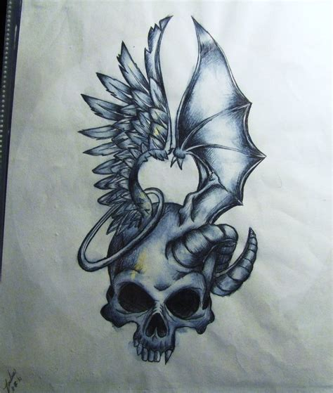 good evil tattoo designs 9 best evil drawings images on