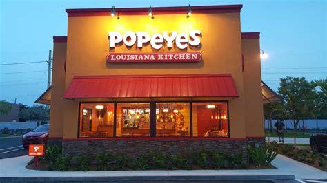 Popeyes Louisiana Kitchen Near Me by Popeyes Louisiana Kitchen Fast Food Oakland Park Fl