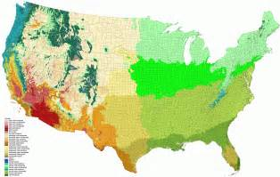 detailed climate map of the united states maps