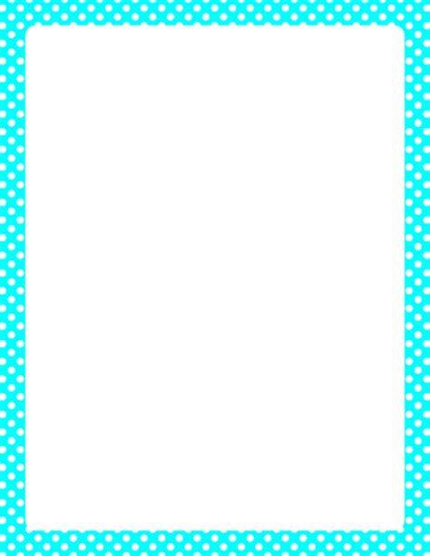 printable polka dot border paper 43 best fondo de portada images on pinterest frames