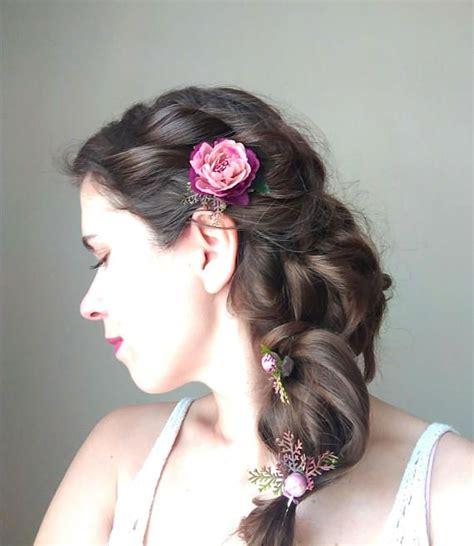 Bridal Flower Hair Clip Set 253901 best international craftsman community images