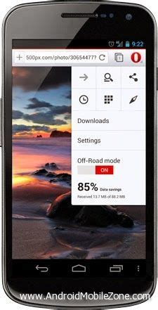opera mini 7 5 1 apk opera mini web browser 7 5 1 android apk free androidmobilezone