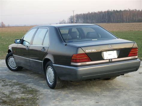 mercedes sel 500 mercedes 500 sel w140 1991 sprzedany giełda klasyk 243 w
