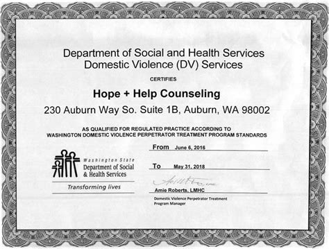 Detox Programs In Washington State Where You Can Take Methadone by Domestic Violence Counseling Gt Home