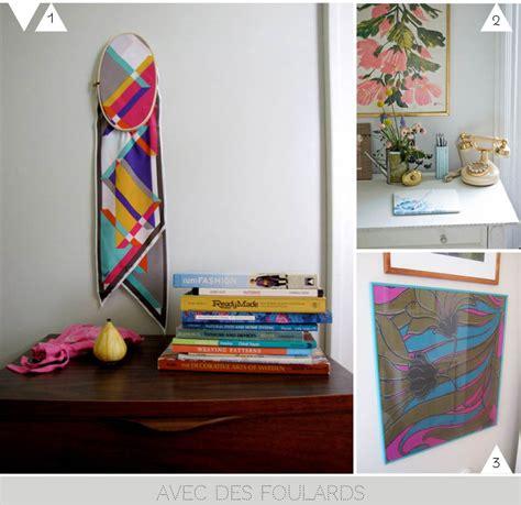 12 DIY avec des foulards