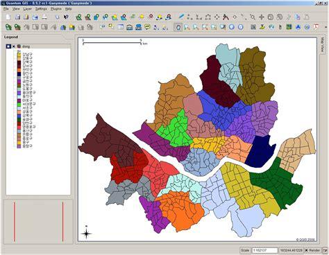 qgis tutorial pdf 2 8 하늘맑은 세상 quantumgis 이용하기 시리즈 4 벡터 주제도 다루기 2