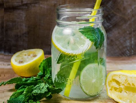 Lemon And Lime Water Detox Benefits by Miraculous Medicinal Plants Walnut Kitchen