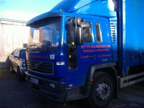 used volvo lorries secondhand lorries and vans curtain side volvo