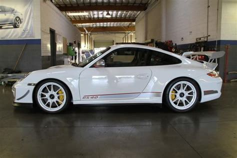 2011 porsche gt3 rs for sale 2011 porsche 911 gt3 rs 4 0 german cars for sale