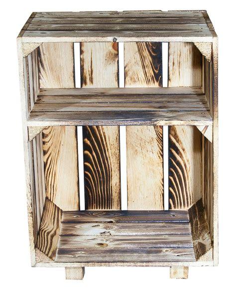 Tisch Aus Apfelkisten by ᐅ Apfelkisten Tisch Geflammt 30x40x54 Obstkisten Shop