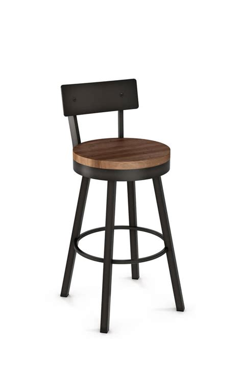 wood swivel stool amisco s swivel stool wood seat 40593
