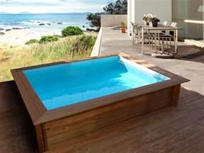 bien choisir une piscine bois pas ch 232 re conseils et