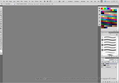 photoshop cs3 new adobe photoshop cs5 cs5 extended workspaces screen