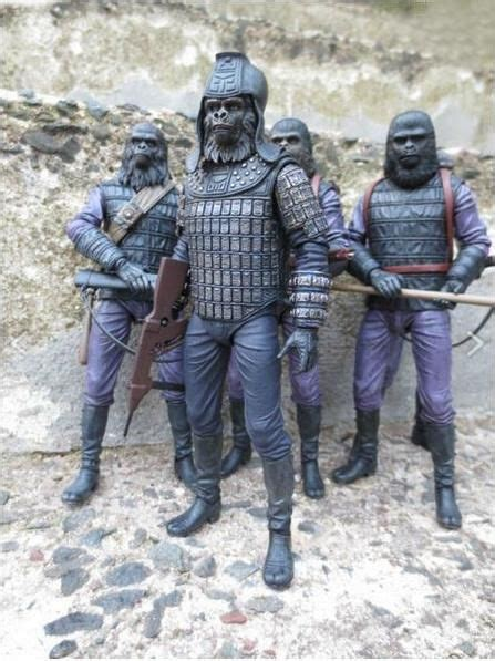 figure planet 17 best images about planet of the apes neca on