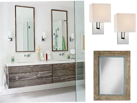bathroom mirror sconces glamorous mirrors and sconces in bathrooms ls plus