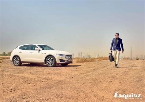 Maserati Big Black Explore The Playground With Maserati S Levante