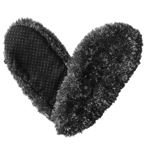 black fuzzy slippers black fuzzy footies for slippers foot coverings
