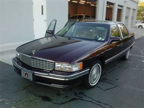 1995 cadillac deville 4 9 l owners manual find used 1995 cadillac deville base sedan 4 door 4 9l in stone mountain georgia united states
