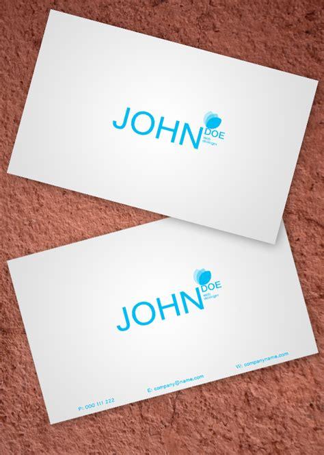 desain kartu nama gratis psd 51 template desain kartu nama bisnis gratis part 1 album