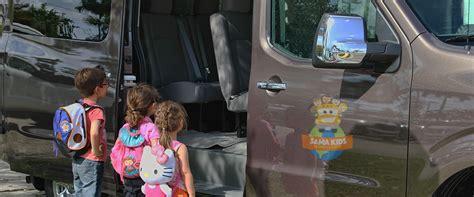 door to door children s transport ta fl sama transportation door to door shuttle