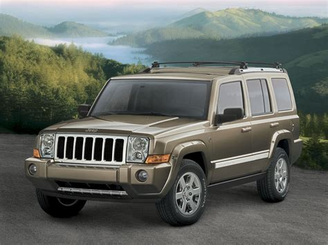 Jeep Commander Size 2006 Jeep Commander Limited Photo 2 12 Cardotcom
