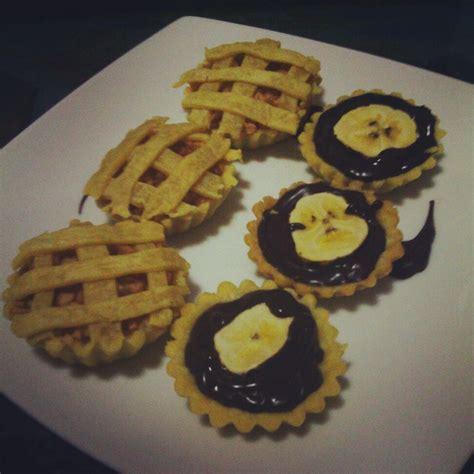Cetakan Banana Pie resep banana choco pie vegan akg fkm ui