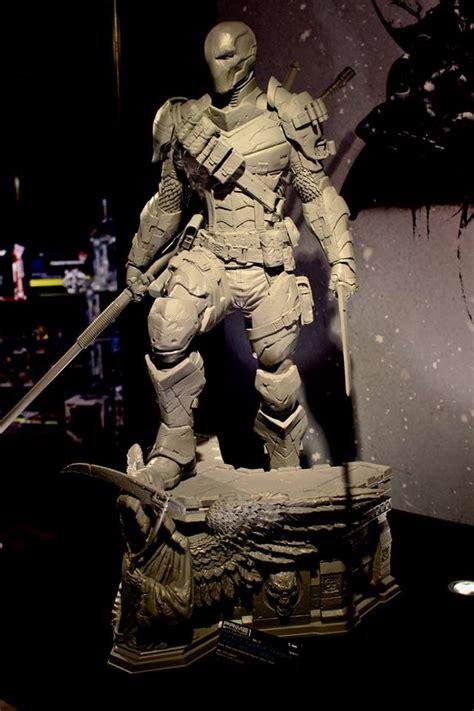 Statue Prime One Deathstroke preview more new prime 1 studio batman statues the toyark news