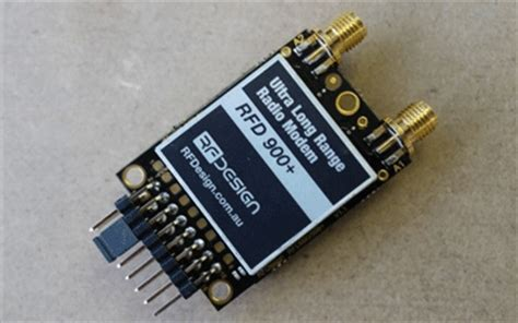 Telemetry Rfd 900 rfd900 telemetry radios event 38 unmanned systems