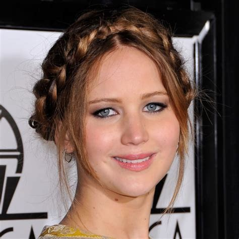 how to grow out your bangs hairstyles popsugar beauty