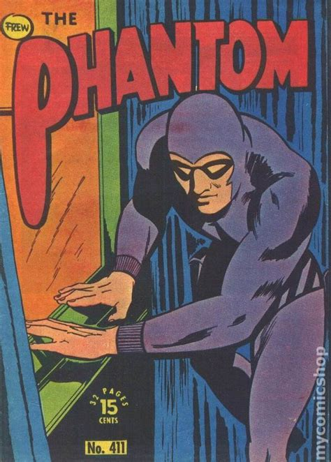Australia 411 Lookup Phantom 1948 Frew Australia Comic Books