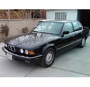 1988 BMW 735  Information And Photos MOMENTcar