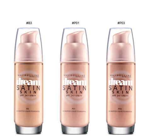 Maybelline Satin Skin maybelline satin skin liquid foundation spf 24 pa