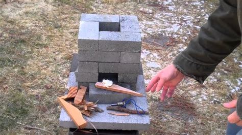 how to build a brick how to build a better brick rocket stove for 10
