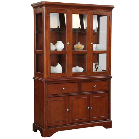 Winners Only Topaz Buffet And Hutch Fashion Furniture