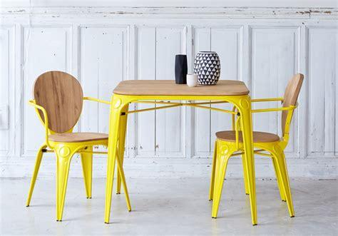 table de cuisine habitat d 233 couvrez les plus belles tables de cuisine du moment