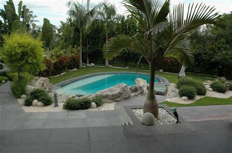 decoracion de piscinas y jardines fotos de piscinas en el jard 237 n ideas para decorar
