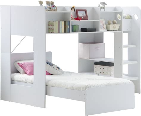 Wizard L Shaped Bunk Bed By Flair Furnishings L Shape Bunk Bed