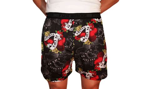 mens valentines day boxers boxer shorts for images frompo 1