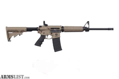 Mba 3 Stock On Ruger Ar 556 by Armslist For Sale Ruger Ar 556 Various Color Options Nib