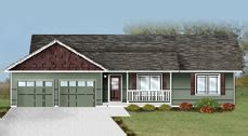 charleston iii by wardcraft homes ranch floorplan