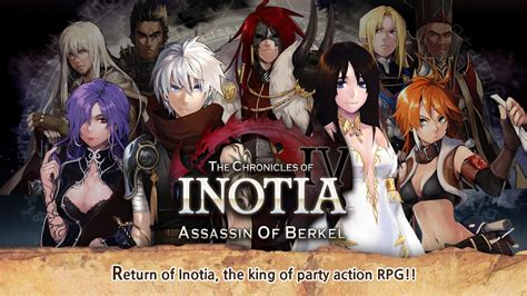inotia 5 apk inotia 4 apk v1 2 4 mod unlimited money high damage apkmodx
