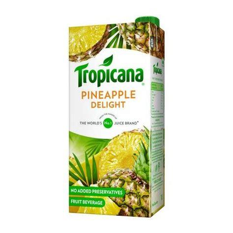 Buy Pineapple L by Tropicana Delight Fruit Juice Pineapple 200 Ml