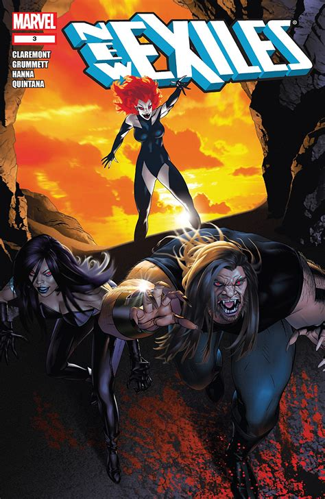 sabretooth and mystique vol 1 3 marvel database fandom powered by wikia new exiles vol 1 3 marvel database fandom powered by wikia