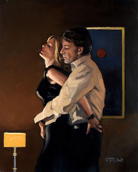 imagenes jack vettriano el juego de los besos 11 fragments de vida