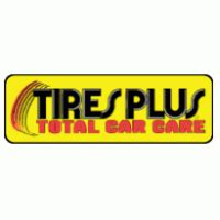 tires plus logo tires plus brands of the world vector logos