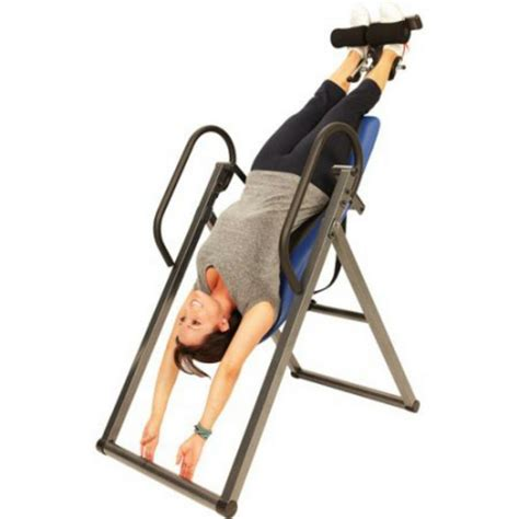 incline table for back ironman ch inversion table therapy gravity incline