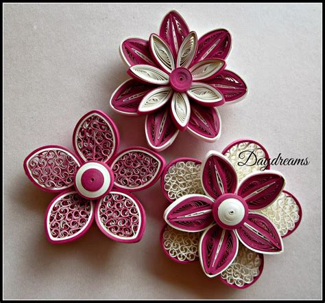 quilling designs daydreams for my love for quilled flowers