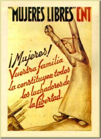 imagenes libres mujeres mujeres libres emancipaci 243 n femenina y revoluci 243 n social