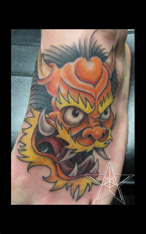 foe tattoo asian tattoos muskegon michigan usa