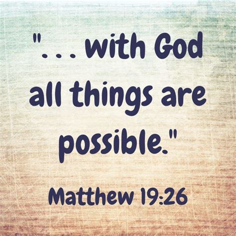 All Things Possible quotes about all things are possible 95 quotes
